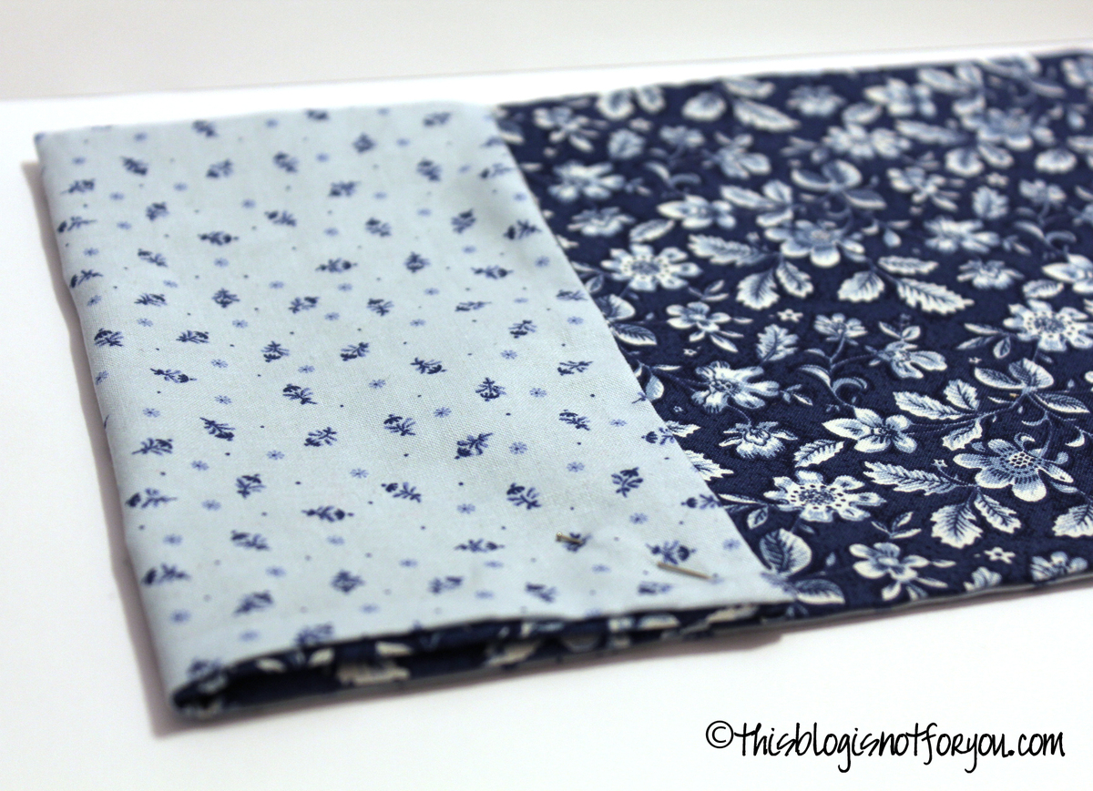 Book Cover Sewing Room : Book cover tutorial this is not for you