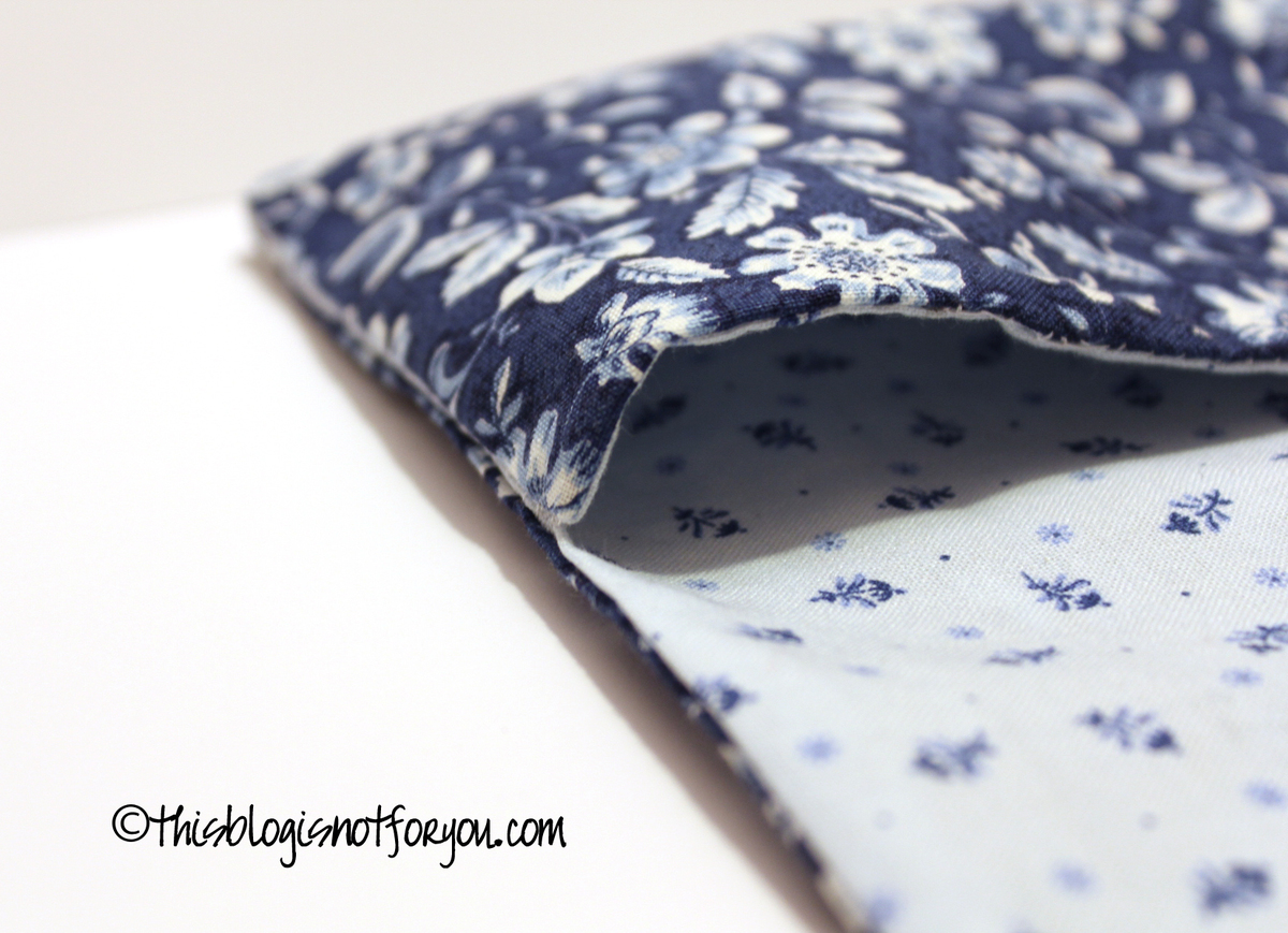 Book Cover Sewing Quarter ~ Book cover tutorial this is not for you