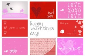 Free Printable Valentine's Day Card by thisblogisnotforyou.com