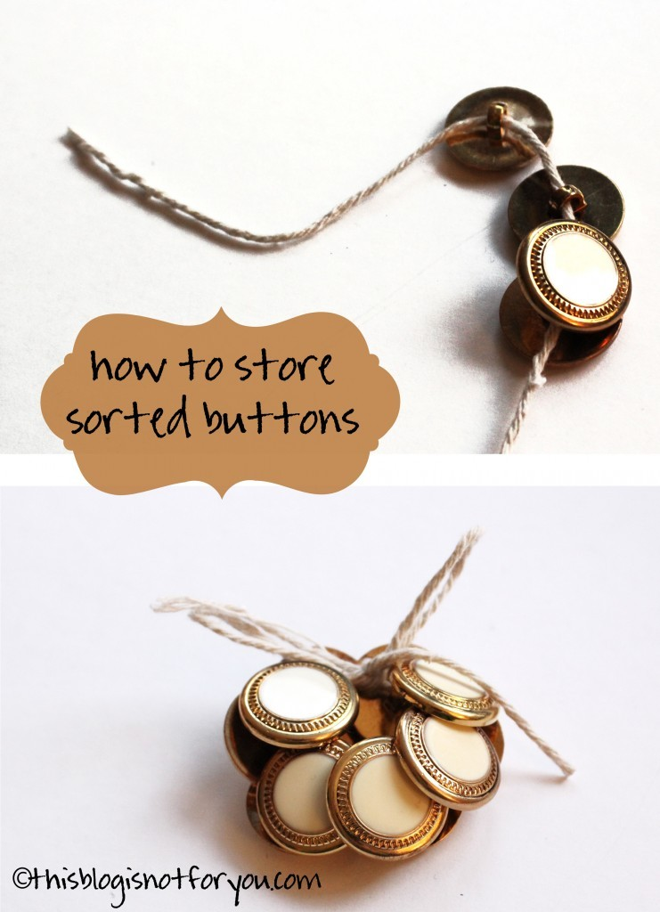 storing buttons by thisblogisnotforyou.com