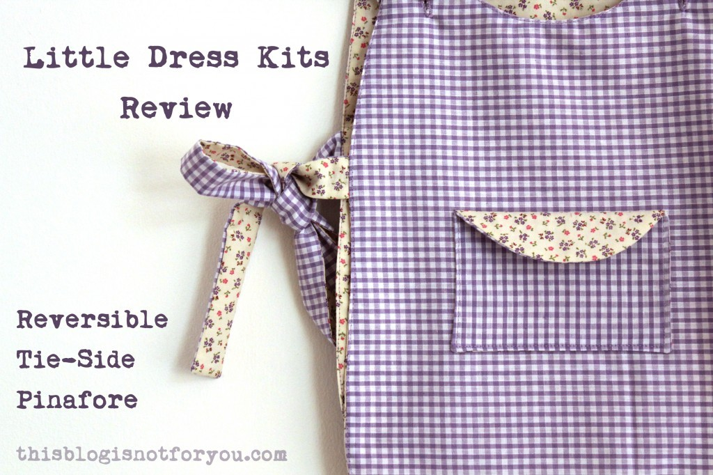 Little Dress Kits Review by thisblogisnotforyou.com