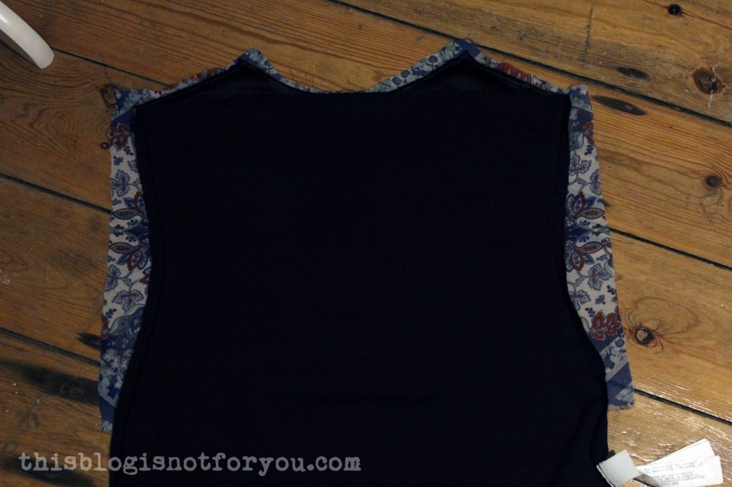 making a maxi dress by thisblogisnotforyou.com