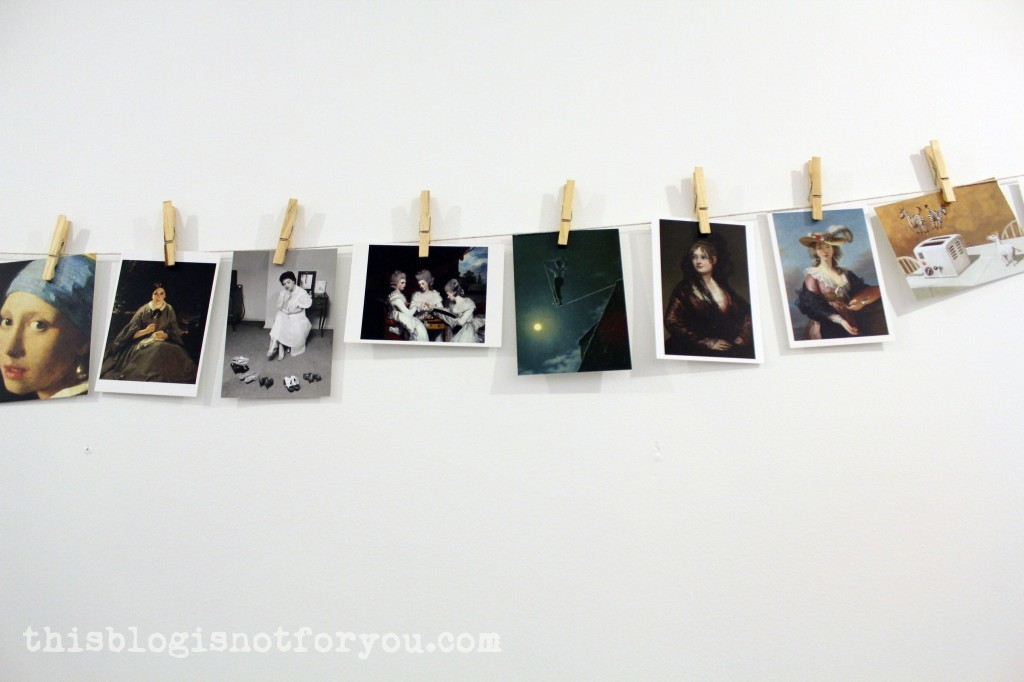 inspiration wall DIY by thisblogisnotforyou.com