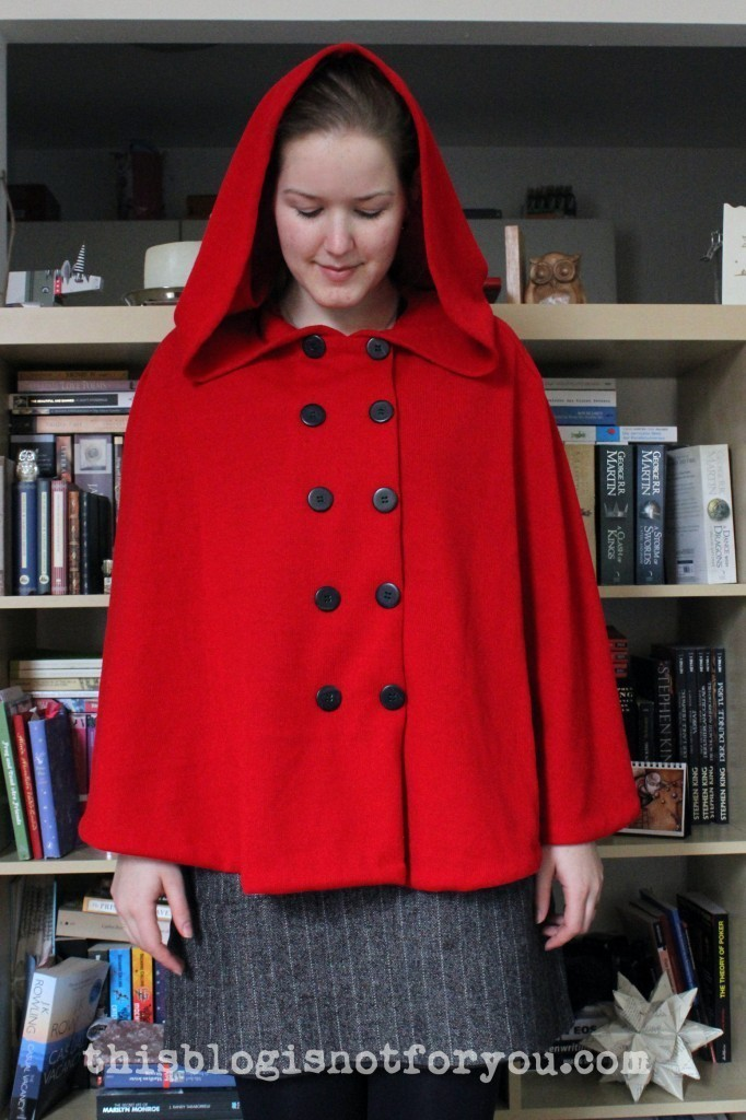 little red riding hood cape by thisblogisnotforyou.dev