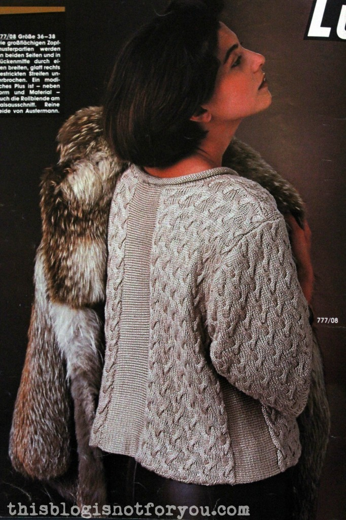 80s knitting magazines by thisblogisnotforyou.com