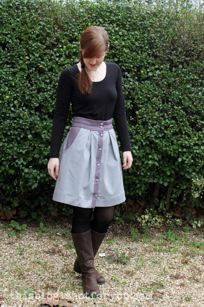 Kelly Skirt by thisblogisnotforyou.com