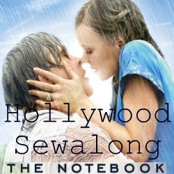 Hollywood Sewalong: The Notebook by thisblogisnotforyou.com