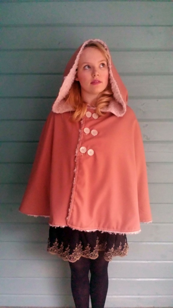 Fairy Tale Cape by thisblogisnotforyou.com