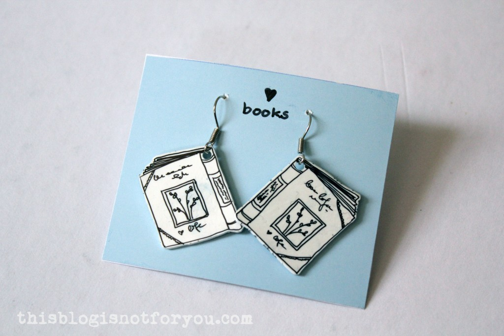 shrink plastic earrings by thisblogisnotforyou.dev