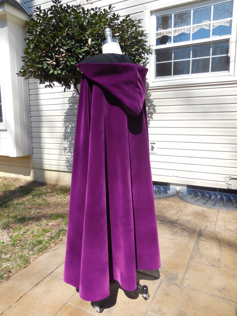 Fairy Tale Cape pattern by thisblogisnotforyou.com