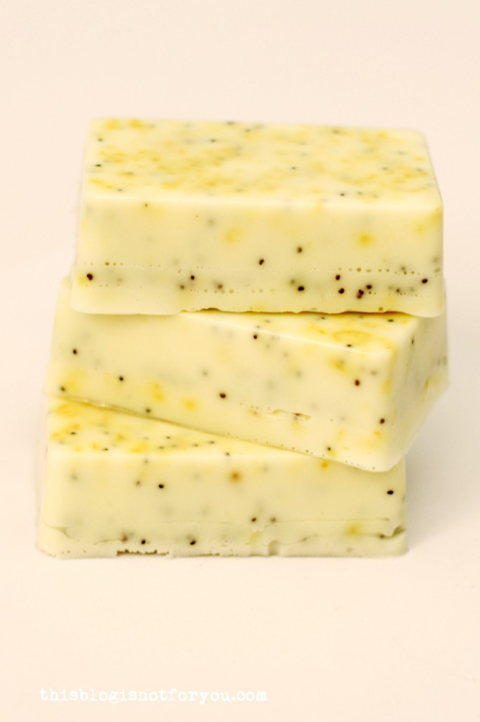 Make your own soap by thisblogisnotforyou.com