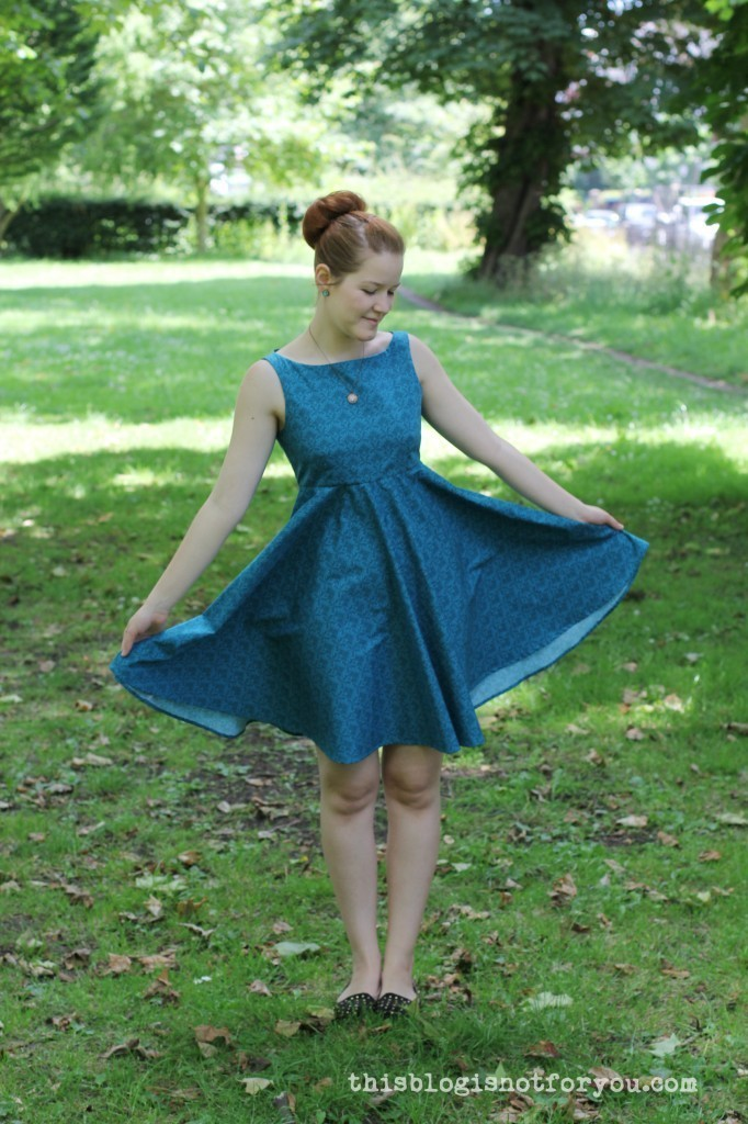 V1102 John Lewis Sewing Bee Dress by thisblogisnotforyou.dev