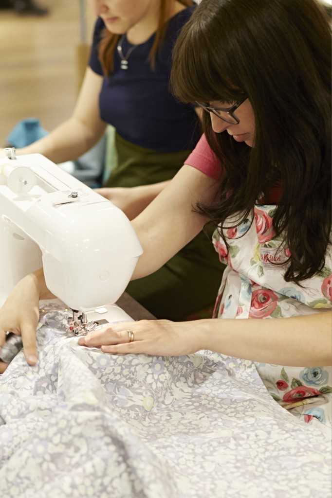 John Lewis 150 Sewing Bee // thisblogisnotforyou.com