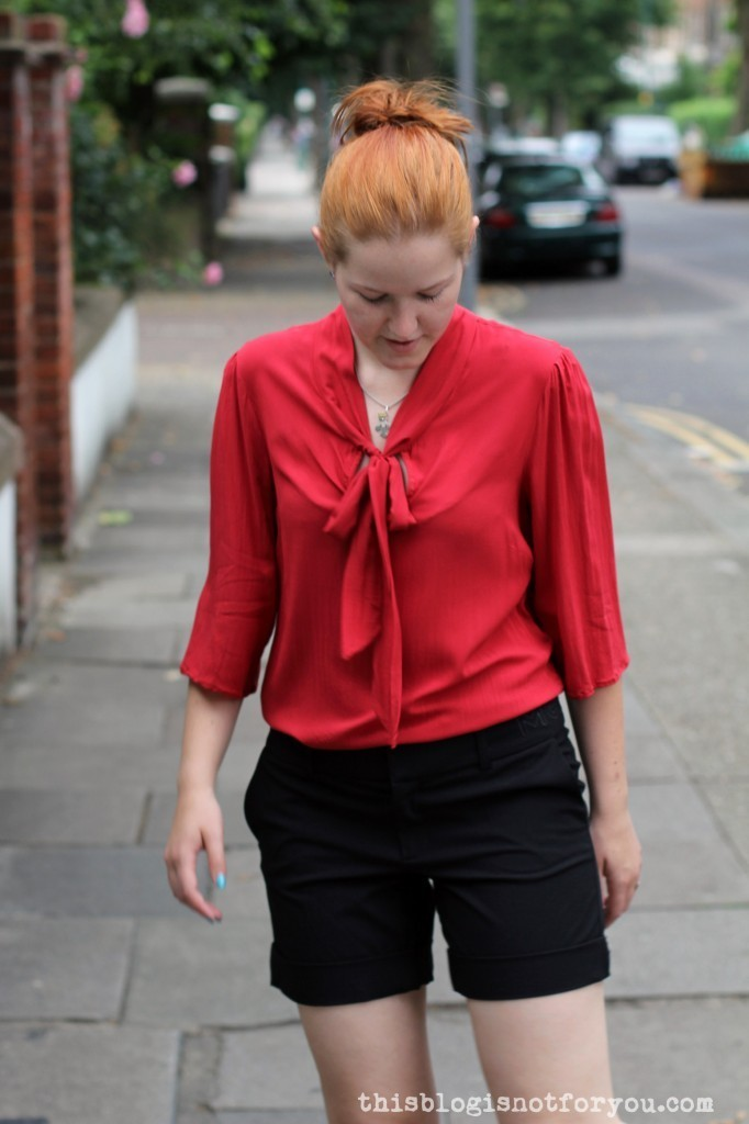 Lottie Blouse #3 by thisblogisnotforyou.com