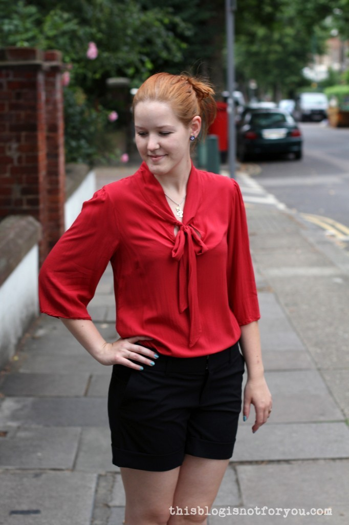 Lottie Blouse #3 by thisblogisnotforyou.dev