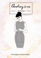 The Hepburn Dress and Skirt by thisblogisnotforyou.com
