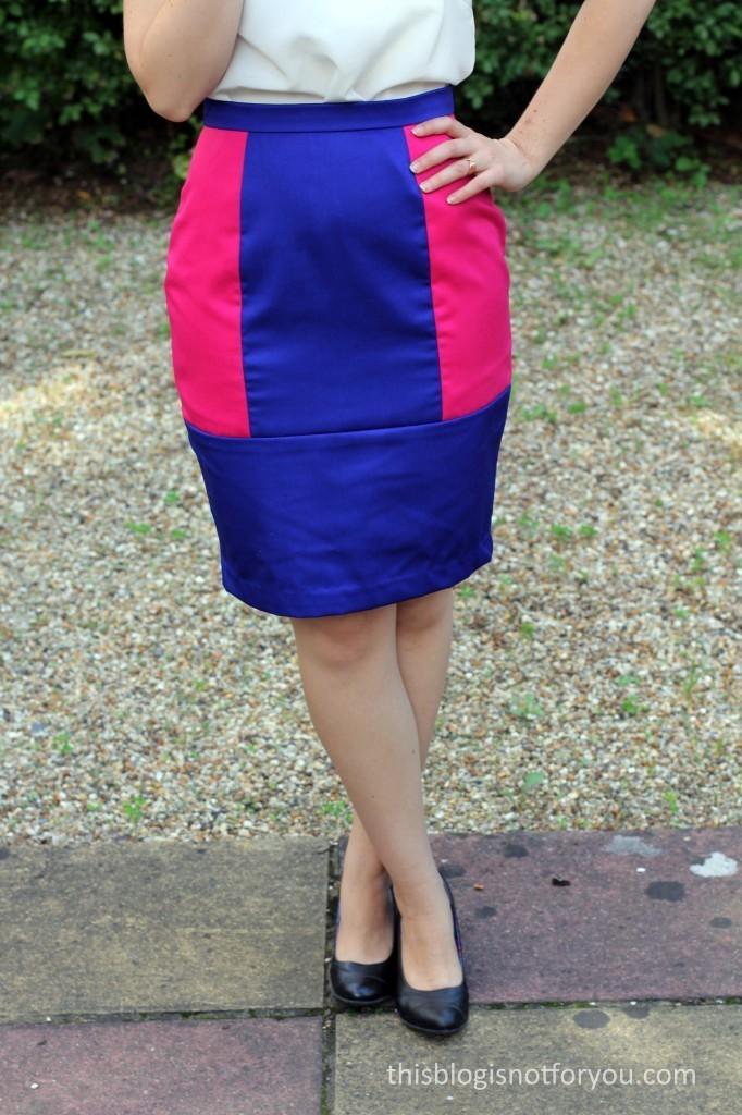 Hepburn Skirt by thisblogisnotforyou.dev