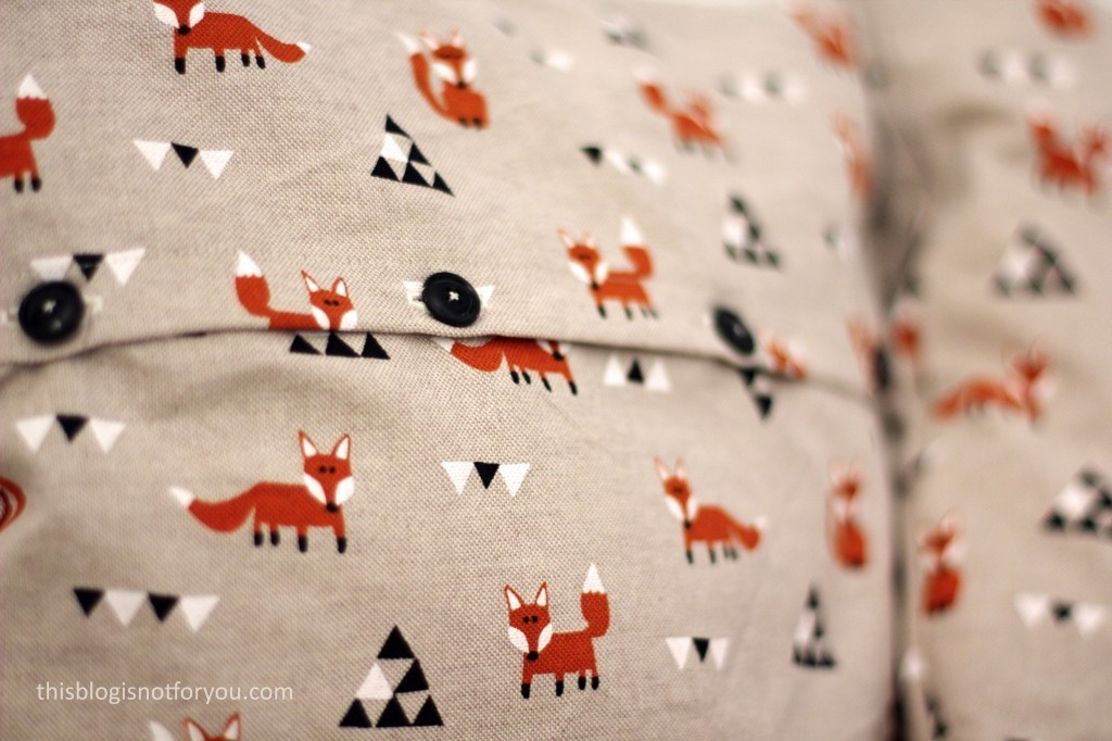 cushion covers fox by thisblogisnotforyou.com