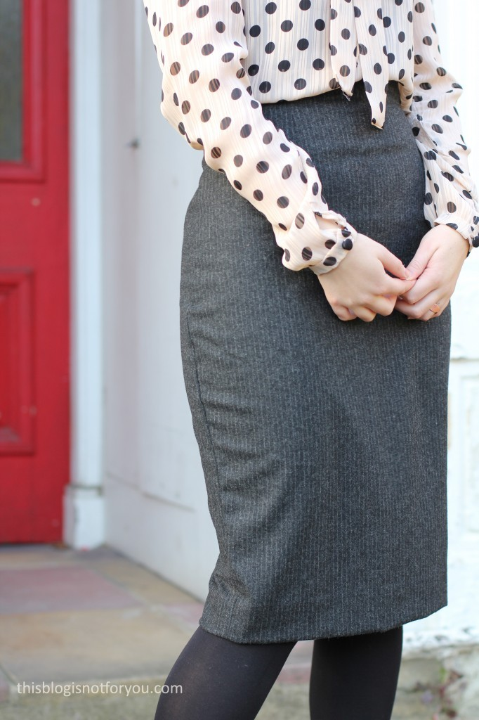 Pencil Skirt Sew Over It by thisblogisnotforyou.com