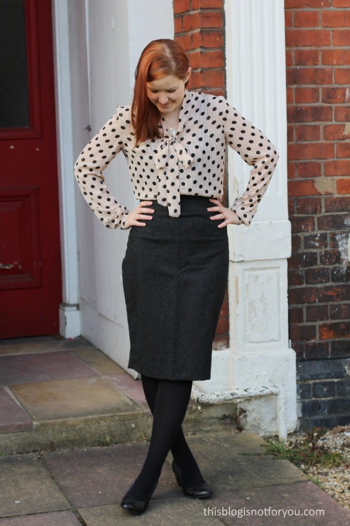Pencil Skirt Sew Over It by thisblogisnotforyou.dev