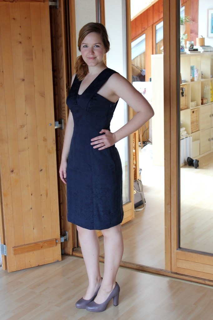 ByHandLondon Georgia Dress by thisblogisnotforyou.com