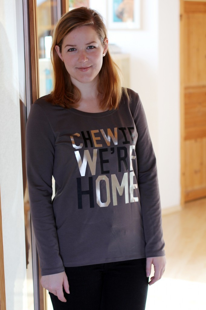 DIY Star Wars Tshirt by thisblogisnotforyou.com