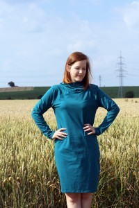 Zierstoff Anika Dress by thisblogisnotforyou.com