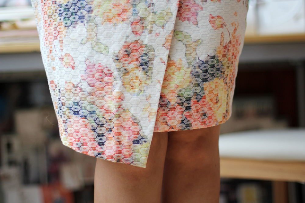 Faux Wrap Skirt Hack by thisblogisnotforyou.comFaux Wrap Skirt Hack by thisblogisnotforyou.com