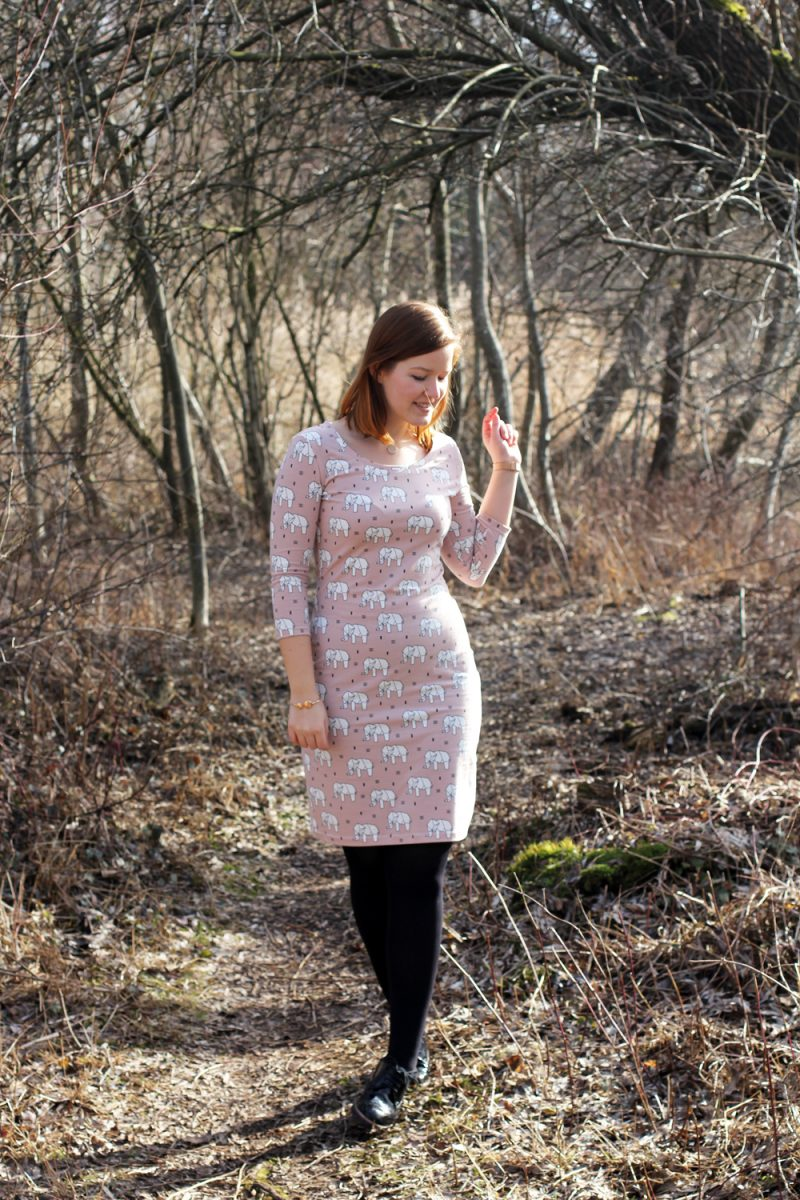Agnes Dress by thisblogisnotforyou.com