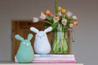 WIN A RUBY RABBIT KIT THIS EASTER WEEKEND! (WOOL AND THE GANG GIVEAWAY!)