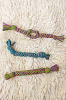 TUTORIAL: Make washable, eco-friendly chew toys for your dog!