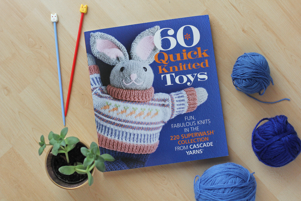 60 Quick Knitted Toys review & giveaway by thisblogisnotforyou.com