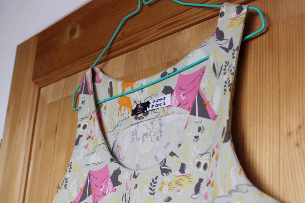 Sew Over It Silk Cami by thisblogisnotforyou.com