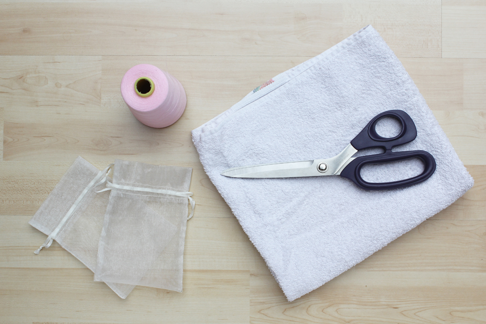 Zero Waste Reusable Cotton Pads tutorial by thisblogisnotoforyou.com