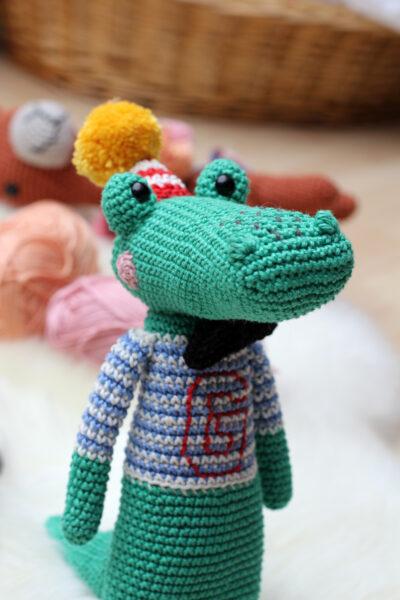 Pica Pau Crochet Amigurumi Animals by Thisblogisnotforyou.com