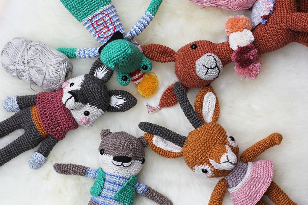 Crochet doll PATTERN | amigurumi doll pattern | stuffed doll ... | 667x1000