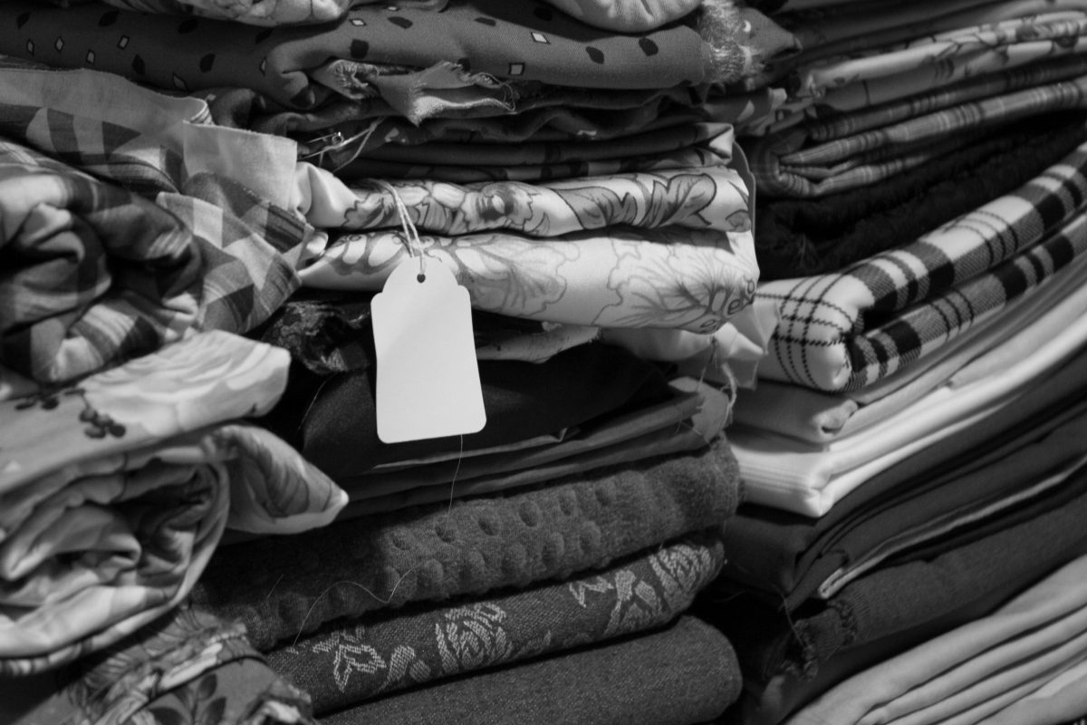 The Fabric Shopping Trap // Why buying less fabric is good for your mind (and the environment) by thisblogisnotforyou.com